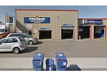 Stratford car repair shop Eldon Ingram Ltd.