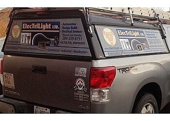 Oakville electrician ElecTriLight Ltd.