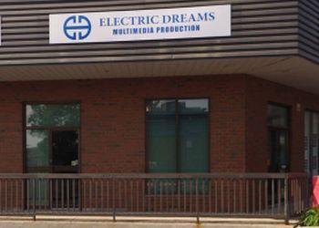 Welland videographer Electric Dreams Video Inc.
