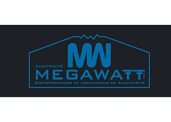 Saguenay electrician Electricité Mégawatt, Inc.