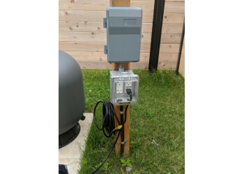 Gatineau electrician Electrique SBD, Inc.