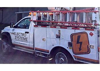 Drummondville electrician Electro-Système P.L. Inc.