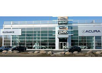 Granby car dealership Elegance Acura