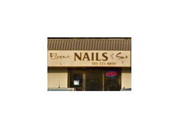 Barrie nail salon Elegant nails & spa