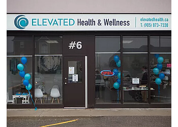 Halton Hills acupuncture Elevated Health and Wellness
