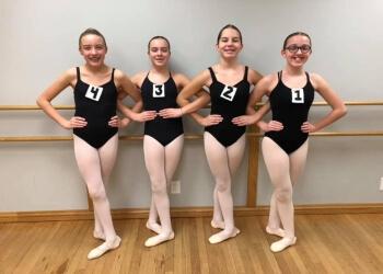 Sault Ste Marie dance school Elite Dance Force