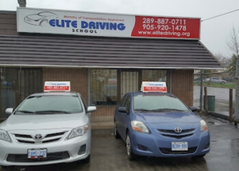 Hamilton driving school Elite Driving School