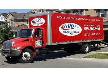 Kitchener moving company Elite Moving Services Inc.