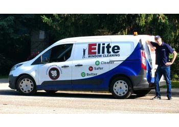 Kingston window cleaner Elite Window Cleaning