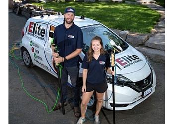 Kitchener window cleaner Elite Window Cleaning