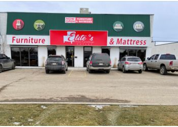 Red Deer furniture store Elites Home Furnishings Outlet