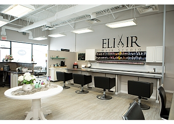 St Albert hair salon Elixir Hair Studio