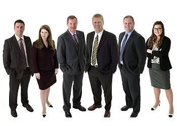 Fredericton estate planning lawyer Elliott McCrea Hill