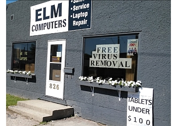 Winnipeg computer repair Elm Computers