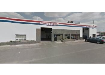 Medicine Hat auto body shop Elmer & Harold's Auto Body Ltd.