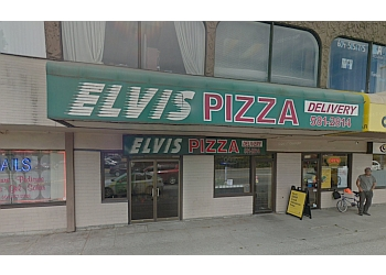 Surrey pizza place Elvis Pizza
