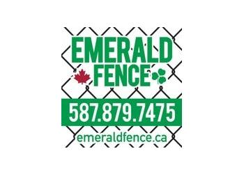 Edmonton fencing contractor Emerald Fence