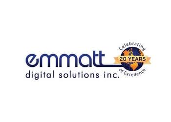 Peterborough web designer Emmatt Digital Solutions Inc.