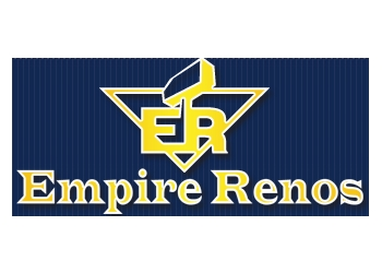 Burlington fencing contractor Empire Renos