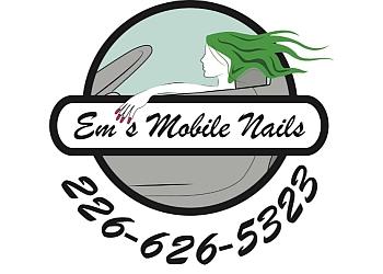 Chatham nail salon Em's Mobile Nails