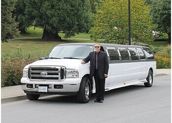 Coquitlam limo service  Enchanted Limousine