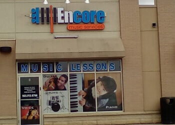Brampton music school Encore Music Services