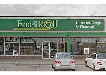 Brampton flooring company End Of The Roll