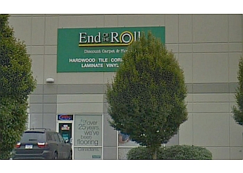 Chilliwack flooring company End Of The Roll