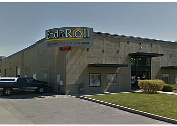 Kelowna flooring company End Of The Roll