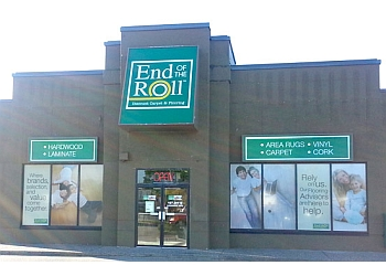 Maple Ridge flooring company End Of The Roll