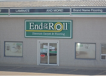 Medicine Hat flooring company End Of The Roll