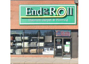 Mississauga flooring company End Of The Roll