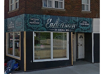 Barrie tattoo shop Endeavour Tattoos & Piercings