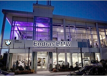 Ajax car dealership Endras BMW