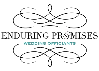 Calgary wedding officiant Enduring Promises Inc.