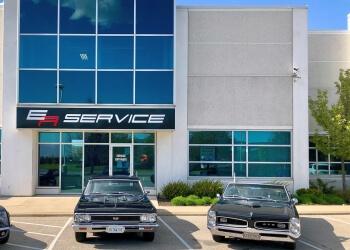 Vaughan car repair shop Engineered Automotive