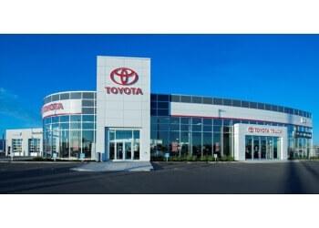 Saskatoon car dealership Ens Toyota