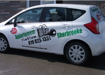 Sherbrooke sign company Enseignes Sherbrooke Inc.
