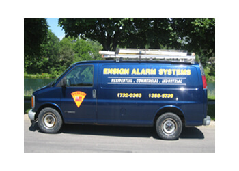 Welland security system Ensign Electronic Alarm Systems Ltd.