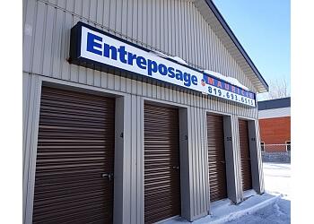 Trois Rivieres storage unit Entreposage Mauricie