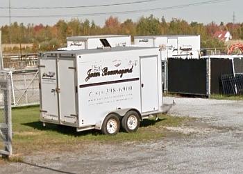 Drummondville fencing contractor Entreprise Jean Beauregard