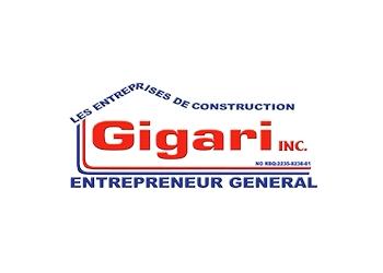 Saguenay home builder Entreprises De Construction Gigari Inc.