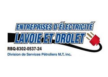 Saguenay electrician Entreprises d'Électricité Gaby Lavoie, Inc.