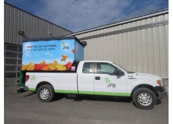 Quebec lawn care service Entretien JFB Inc.