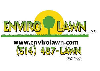 Montreal lawn care service Envirolawn Inc.