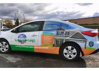 Ottawa house cleaning service Enviropure Home Services