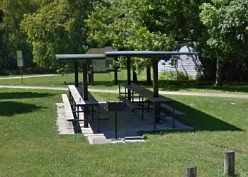 Guelph public park Eramosa River Park