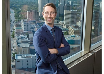 Winnipeg bankruptcy lawyer Eric Blouw