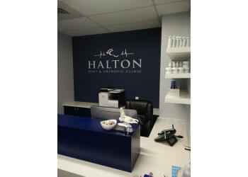 Oakville chiropodist Eric Mathi, D.Ch - HALTON FOOT & ORTHOTIC CLINIC