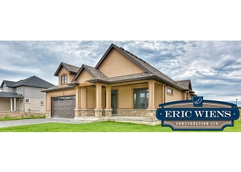 St Catharines home builder Eric Wiens Construction Ltd.